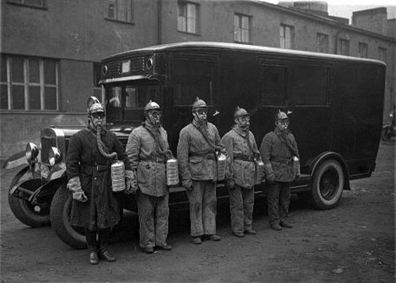Когда день пожарной охраны: история праздника