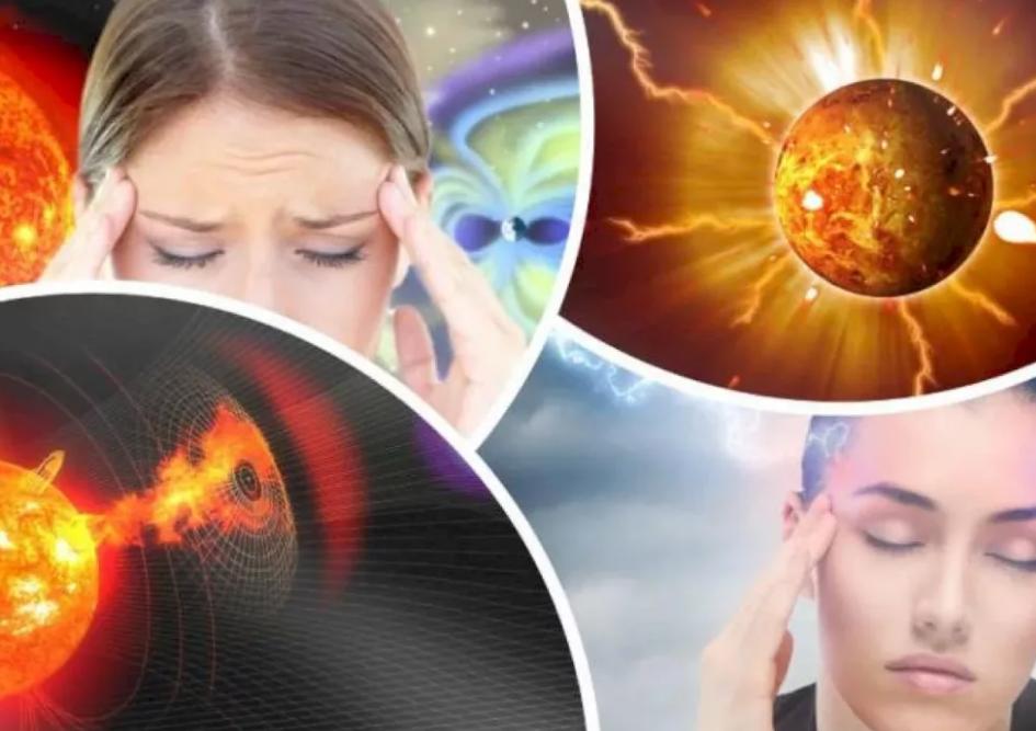 Расписание магнитных бурь на октябрь 2020 года, какие дни самые опасные