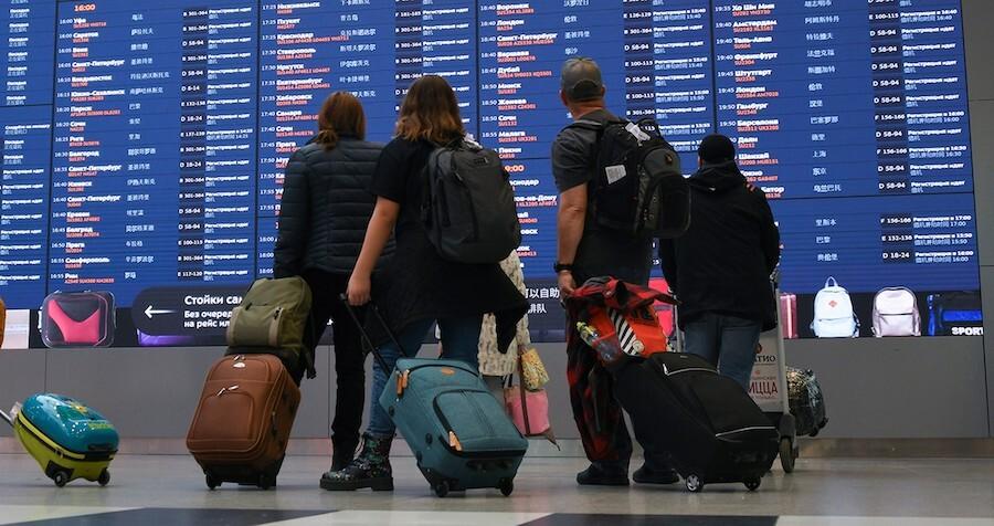 Куда открыты перелеты из России за границу с октября 2020?
