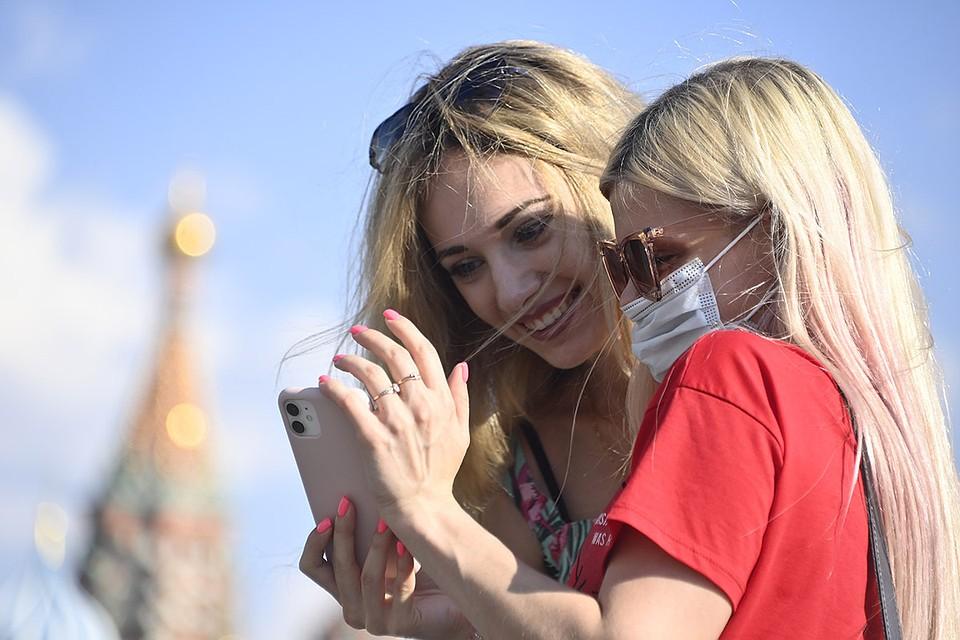 Власти России ввели обязательный масочный режим сразу в нескольких городах