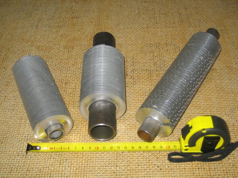 Оребренные трубы для теплообменников
