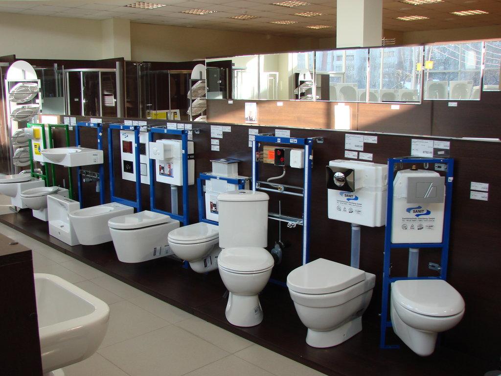 Как выбирать сантехнику в интернет-магазине?