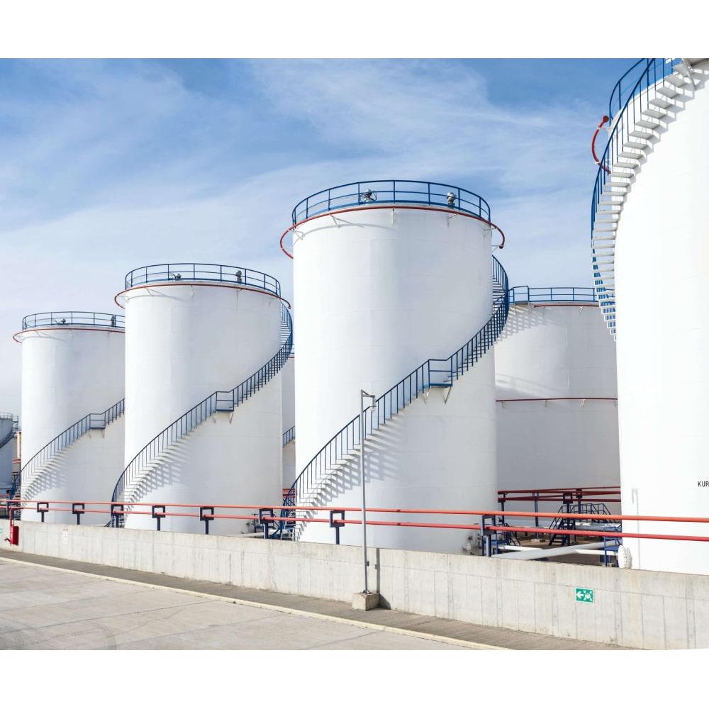 Резервуарное оборудование: виды и характеристики
