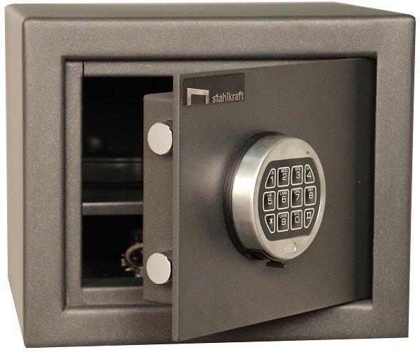 По каким параметрам выбрать сейф?